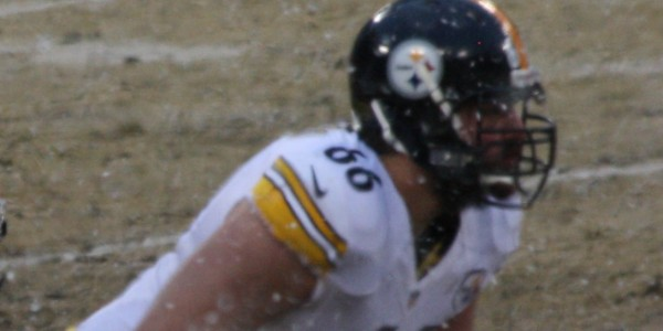 Pittsburgh Steelers Guard David DeCastro