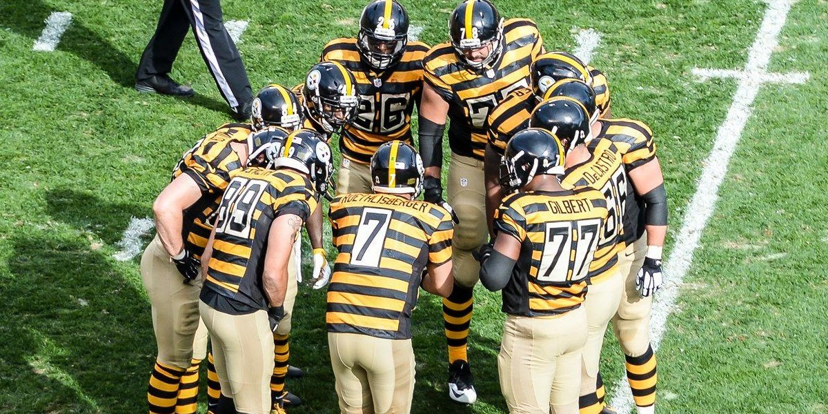 Color Rush Jerseys For The Steelers? | Steel City Underground