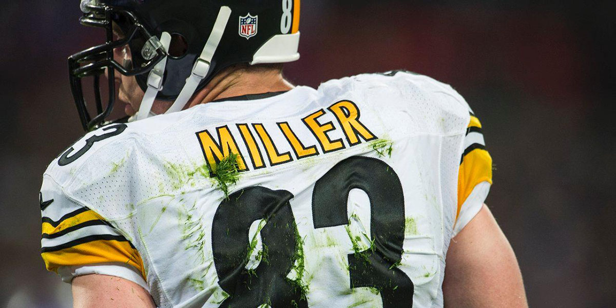 067c83865f3 Is Heath Miller A Future Hall of Famer? | Steel City Underground