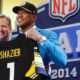 Ryan Shazier is drafted by the Pittsburgh Steelers