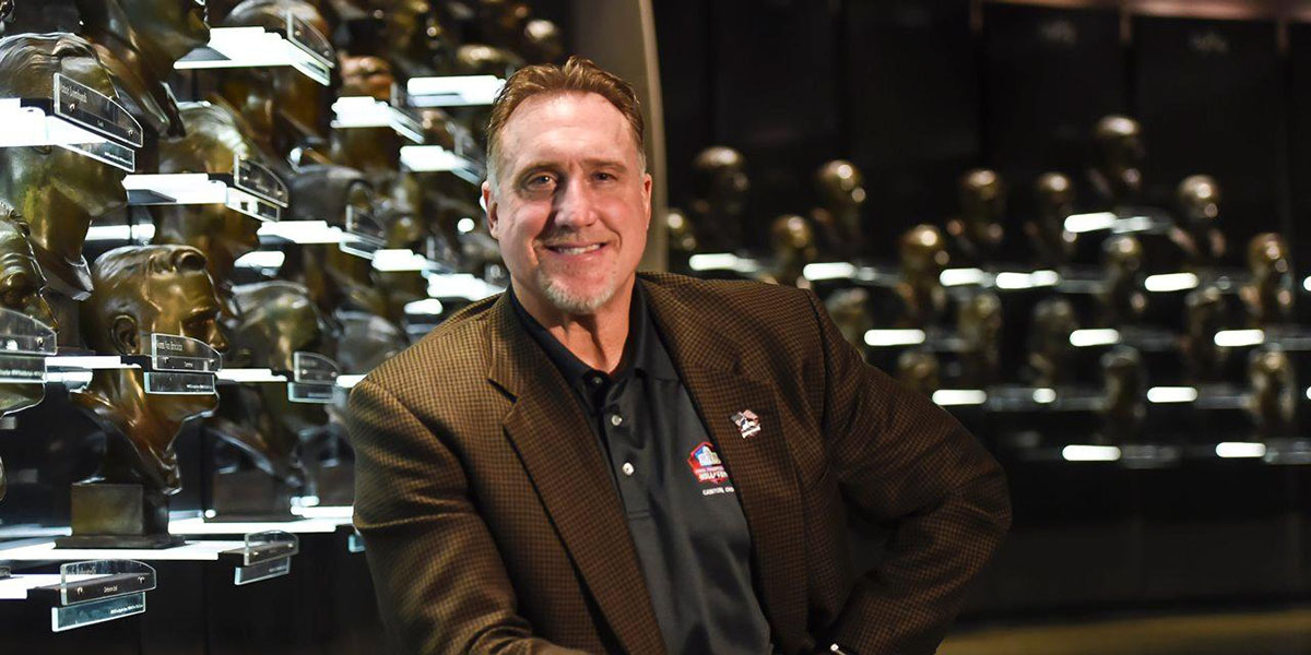 ce99b11101b Exclusive interview with 2016 Pro Football Hall of Fame inductee Kevin  Greene
