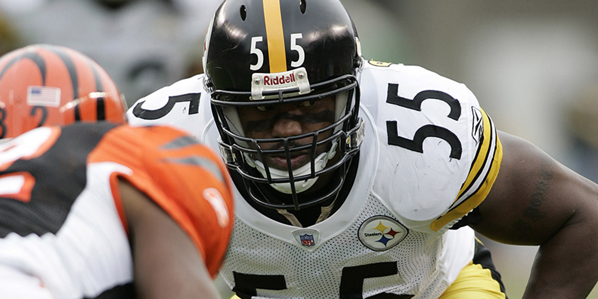 cc49f393228 What former Steelers say about HOF nominee Joey Porter | Steel City ...
