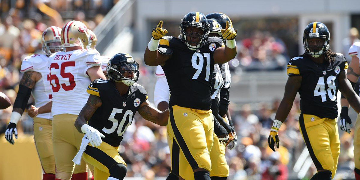 c5244a4ef94 Could Tyler Matakevich start for the Steelers?   Steel City Underground