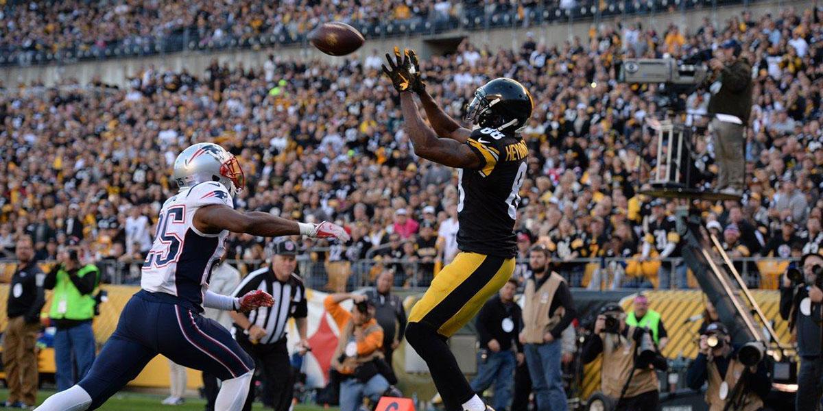 Pittsburgh Steelers WR Darrius Heyward-Bey