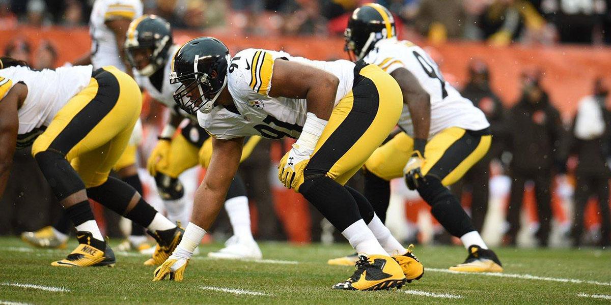 Steelers DE Stephon Tuitt