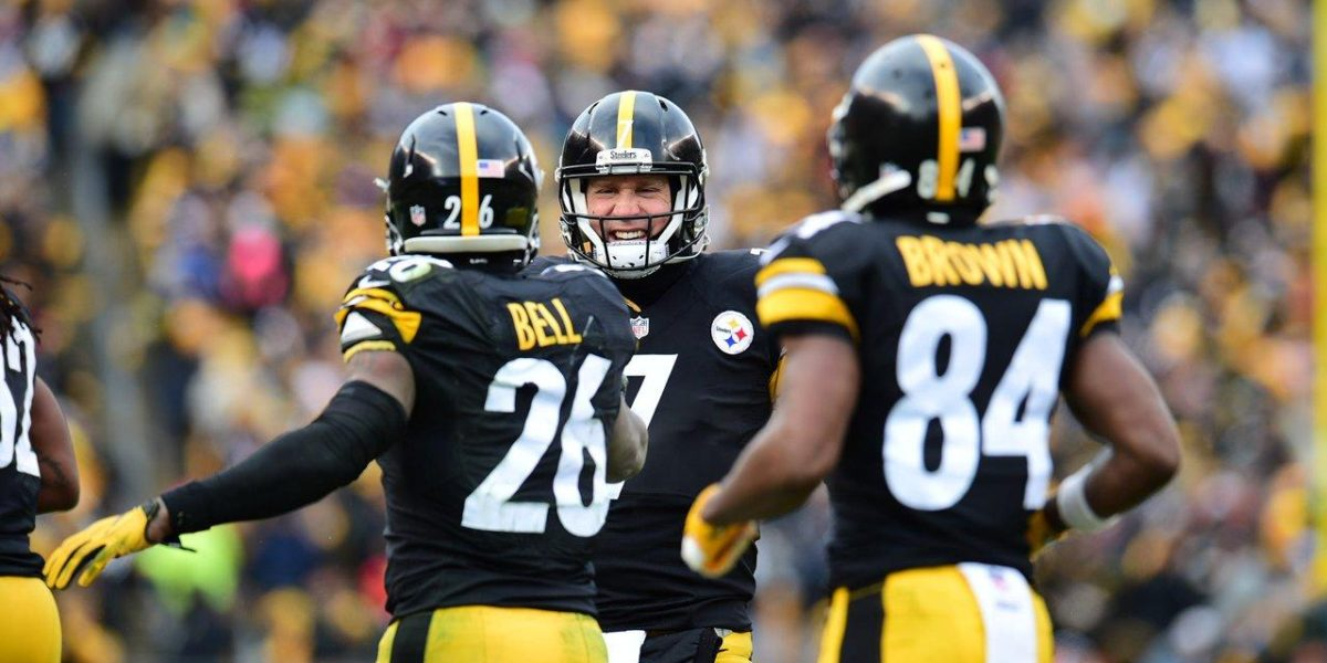The Killer B's of the Steelers offense