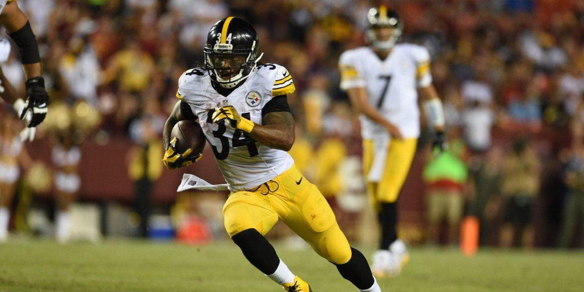 Pittsburgh Steelers Running Back DeAngelo Williams