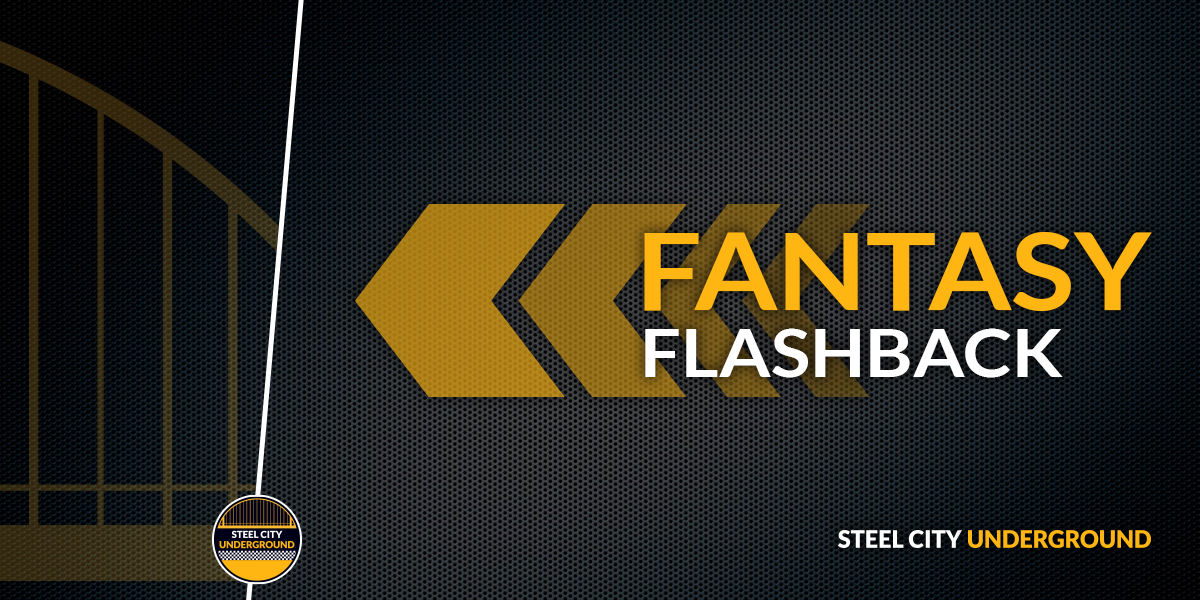 Steel City Underground Fantasy Football Flashback