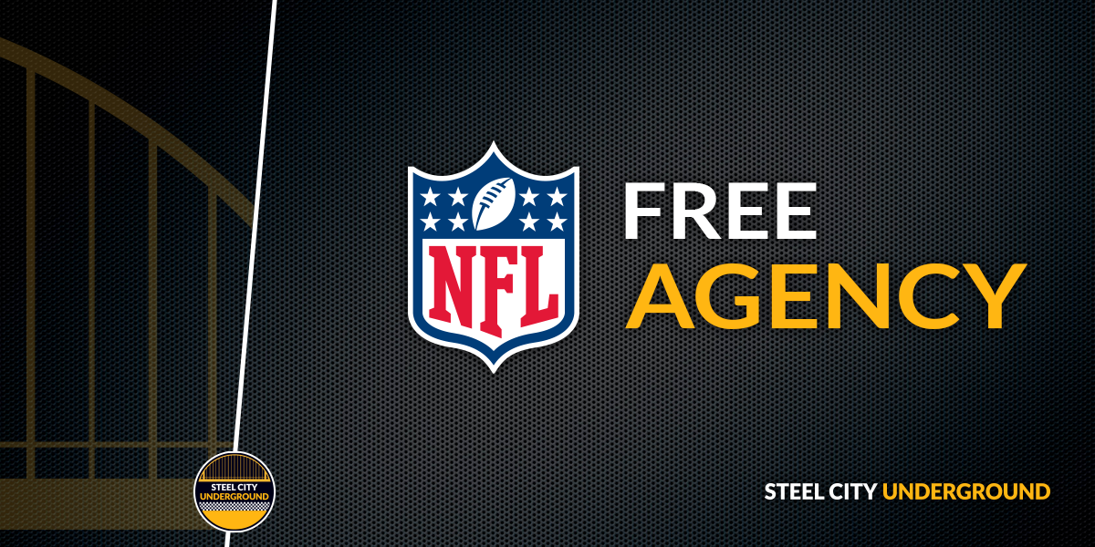Steel City Underground NFL free agency coverage