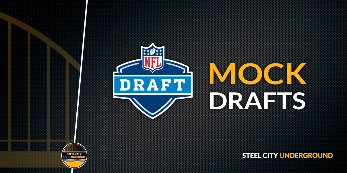 Steel City Underground NFL Draft Mock Drafts