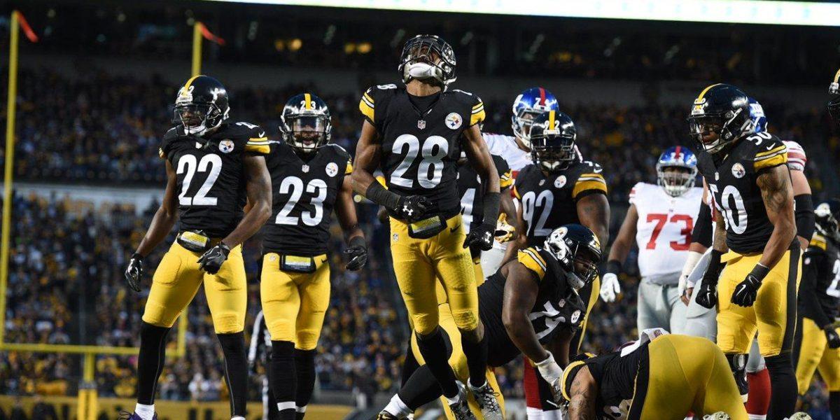 Steelers safety Sean Davis