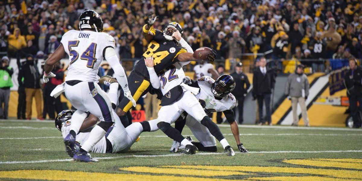 2017 Recall Steelers Clinch Afc North Title On Christmas Day