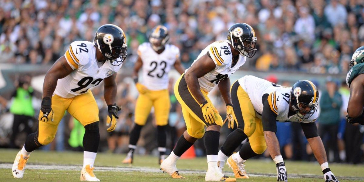 Stats that stood out in 2016: James Harrison edition | Steel