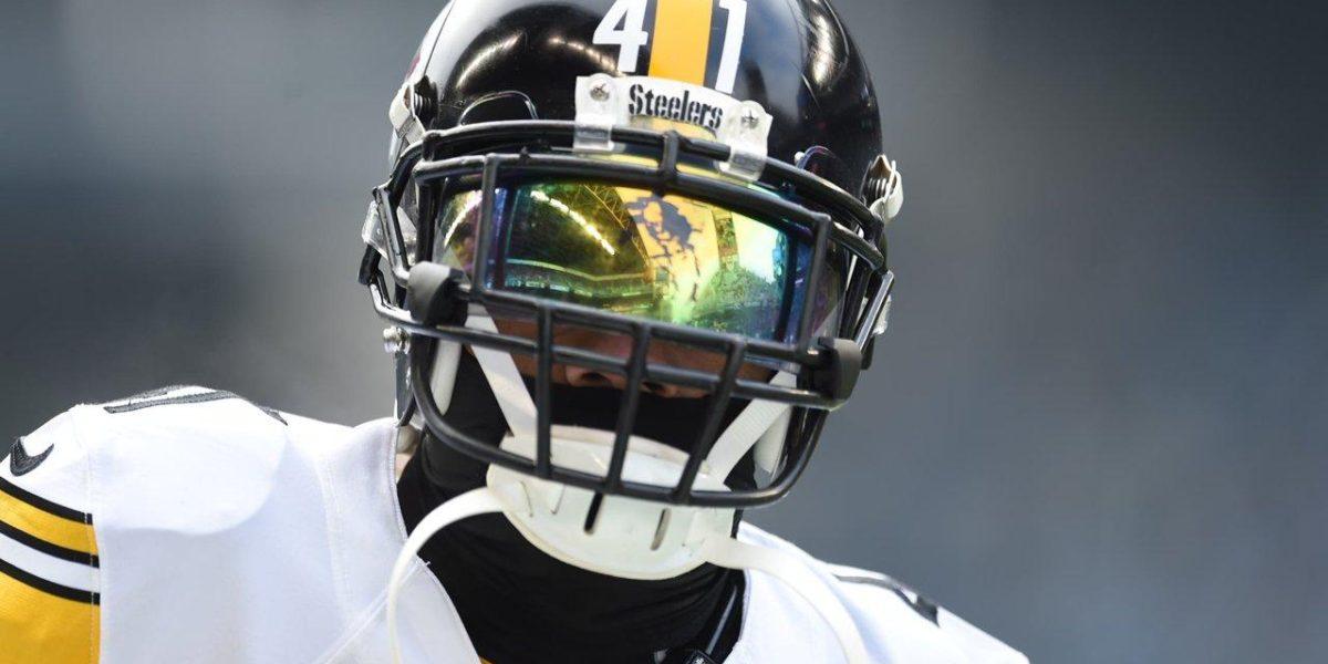 Former Steelers cornerback Antwon Blake