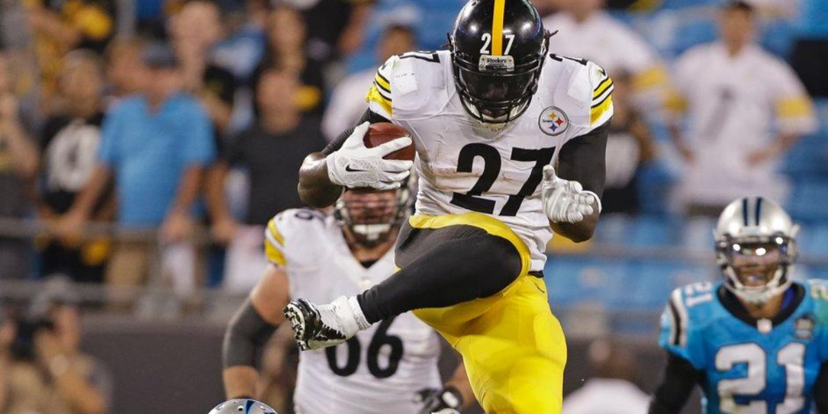Former Steelers running back LeGarrette Blount