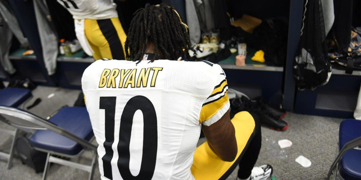 Pittsburgh Steelers wide receiver Martavis Bryant