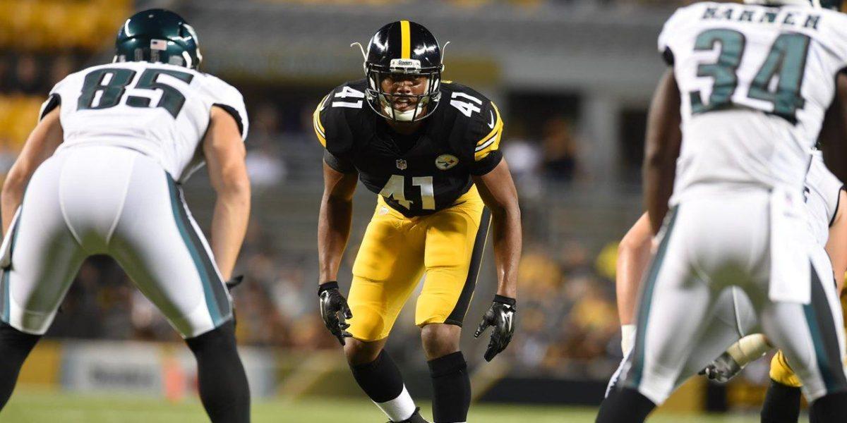 Former Steelers linebacker Travis Feeney
