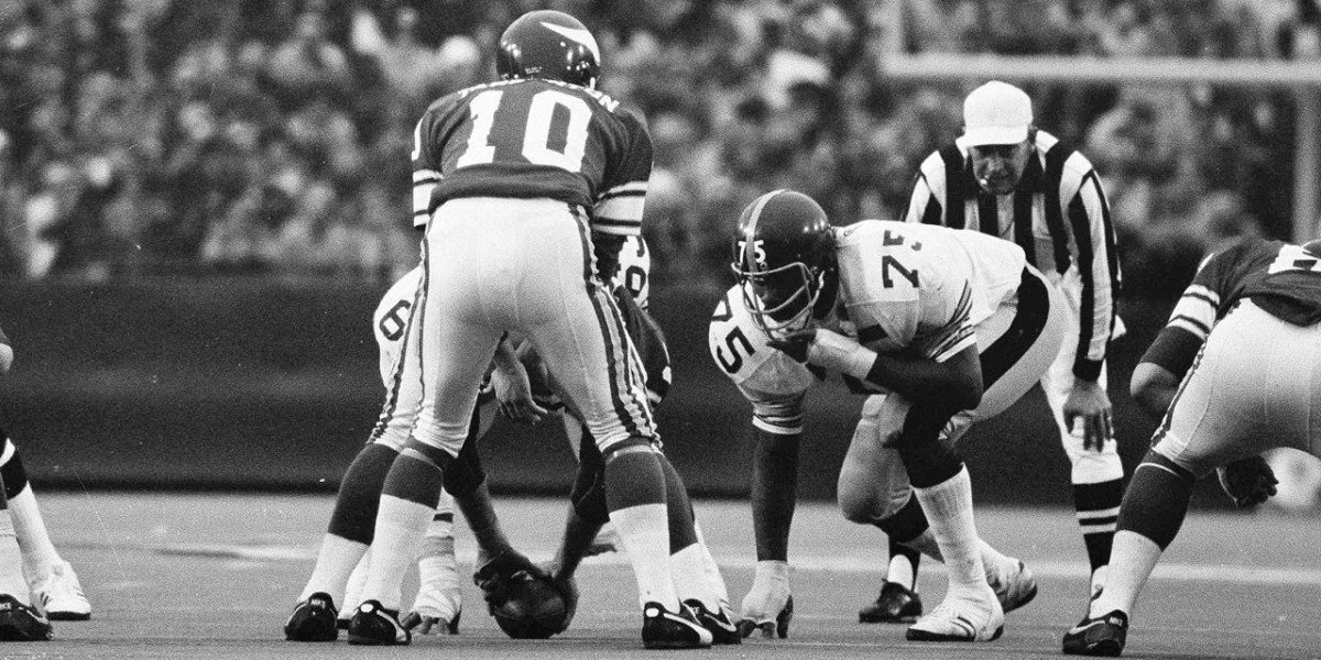 Pittsburgh Steelers Hall of Famer Mean Joe Greene