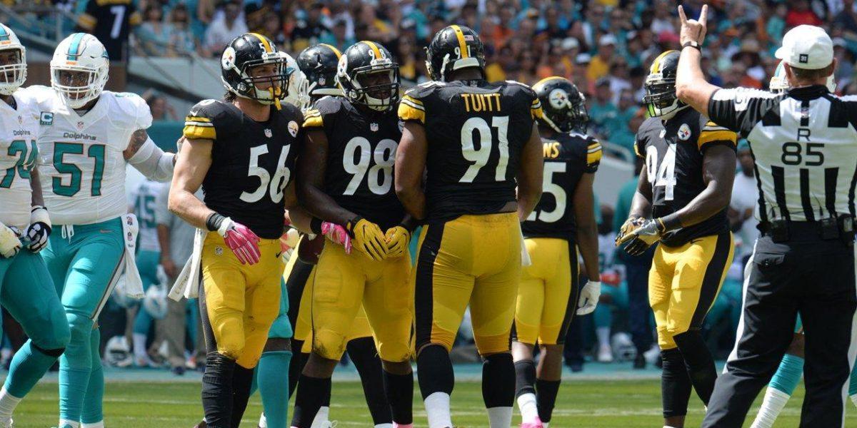 Way too early Steelers defensive depth chart | Steel City ...Steelers Depth Chart