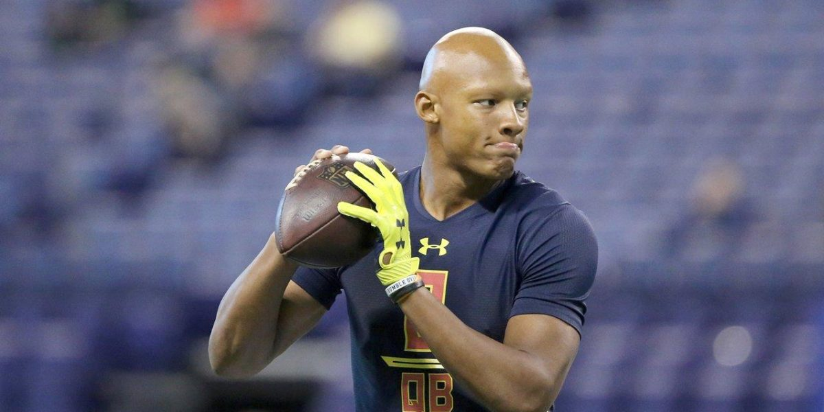 Pittsburgh Steelers quarterback Joshua Dobbs