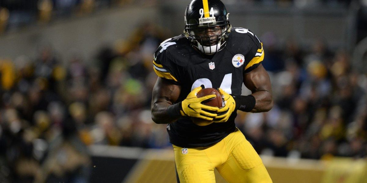 Former Steelers linebacker Lawrence Timmons