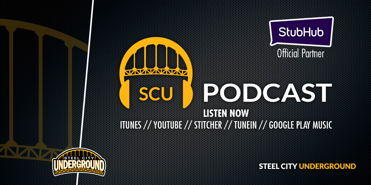 Steel City Underground Pittsburgh Steelers Podcast