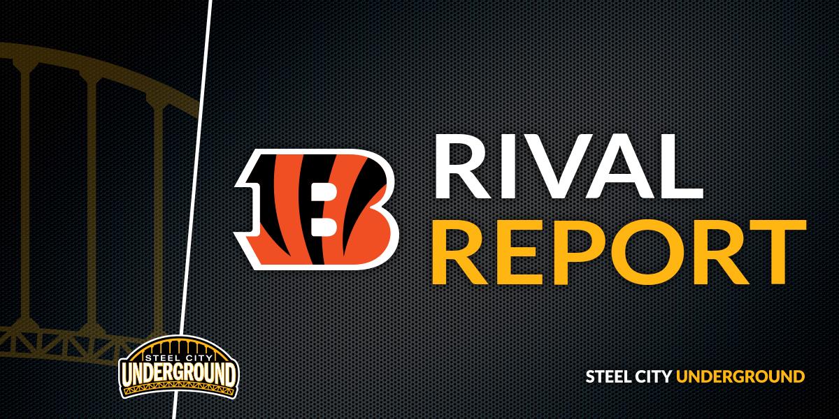 Cincinnati Bengals Rival Report