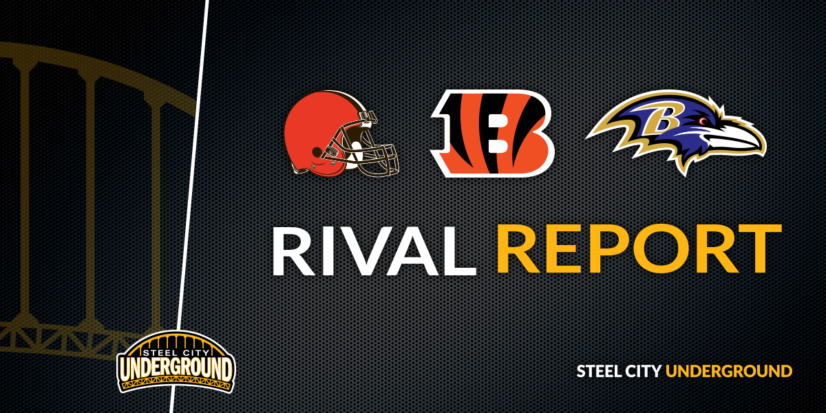 AFC North Rival Report