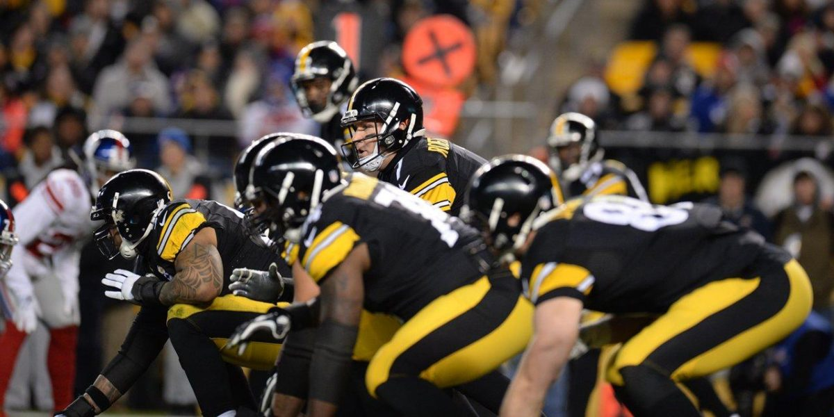 The Pittsburgh Steelers offense