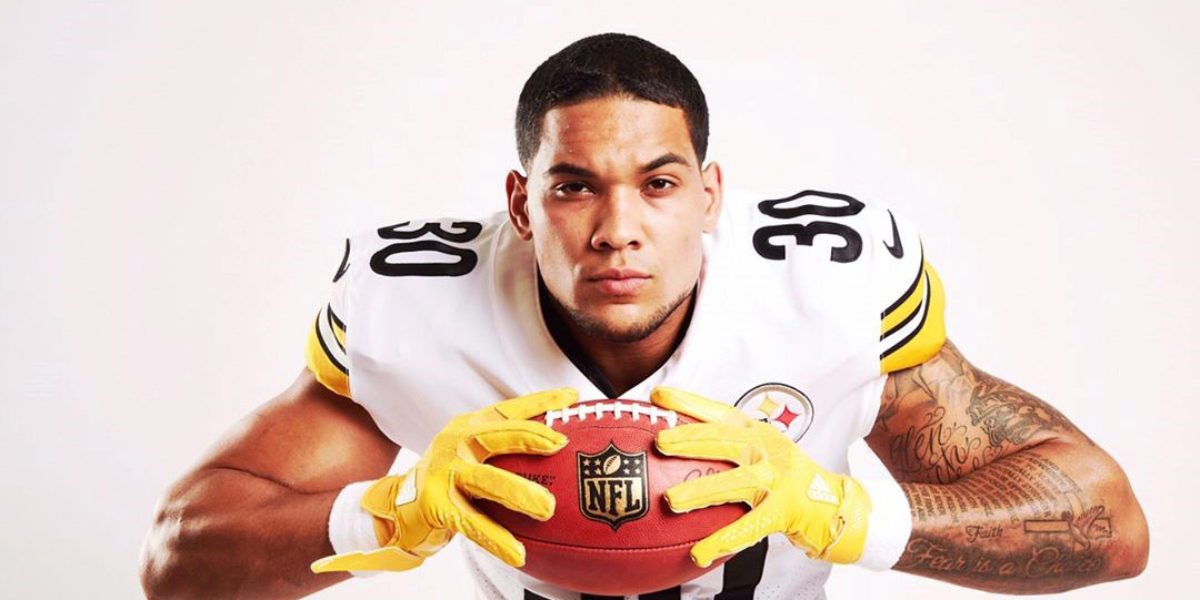 new styles 1a2bf 25d4b 4 reasons fans are flocking to buy James Conner jerseys ...