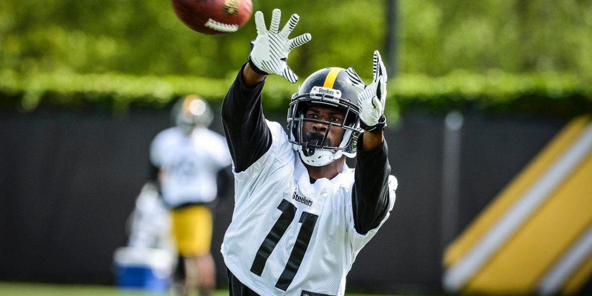 the best attitude 507d5 94dc1 Steelers training camp sleepers for every offensive position ...