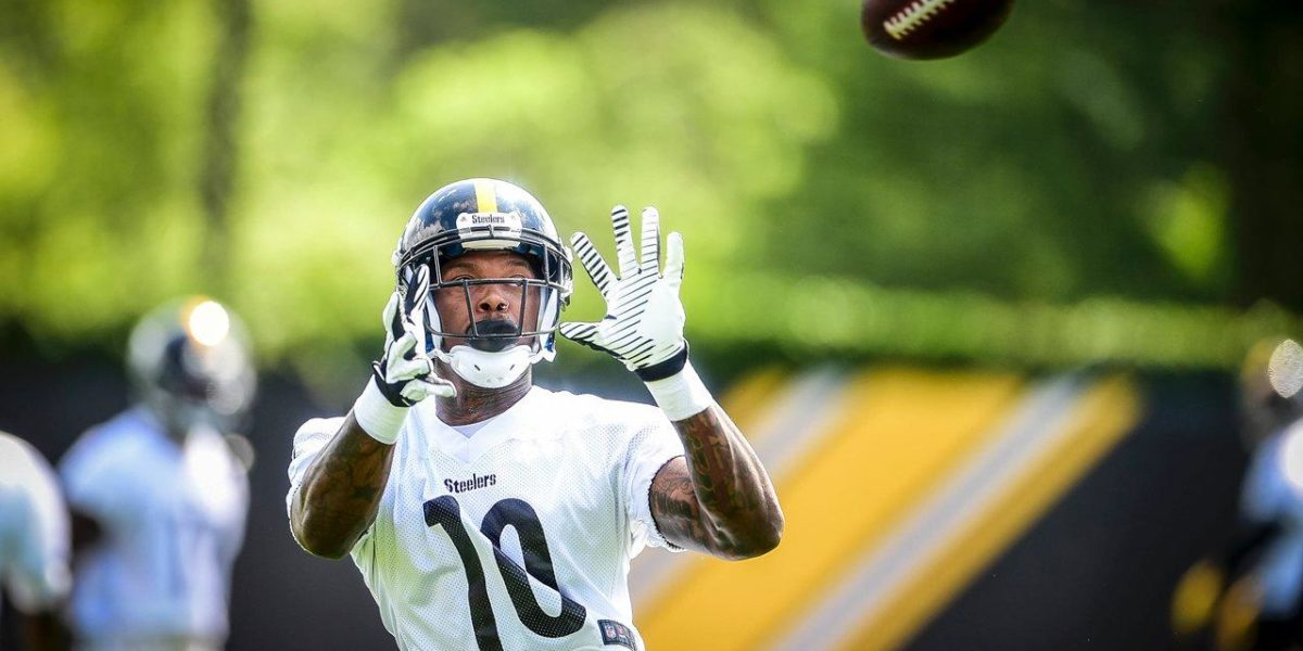 Pittsburgh Steelers WR Martavis Bryant