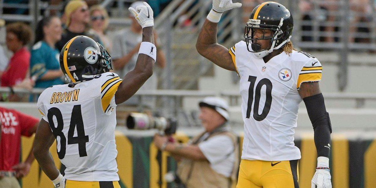Pittsburgh Steelers WR Martavis Bryant