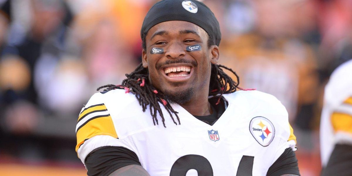 Pittsburgh Steelers running back DeAngelo Williams