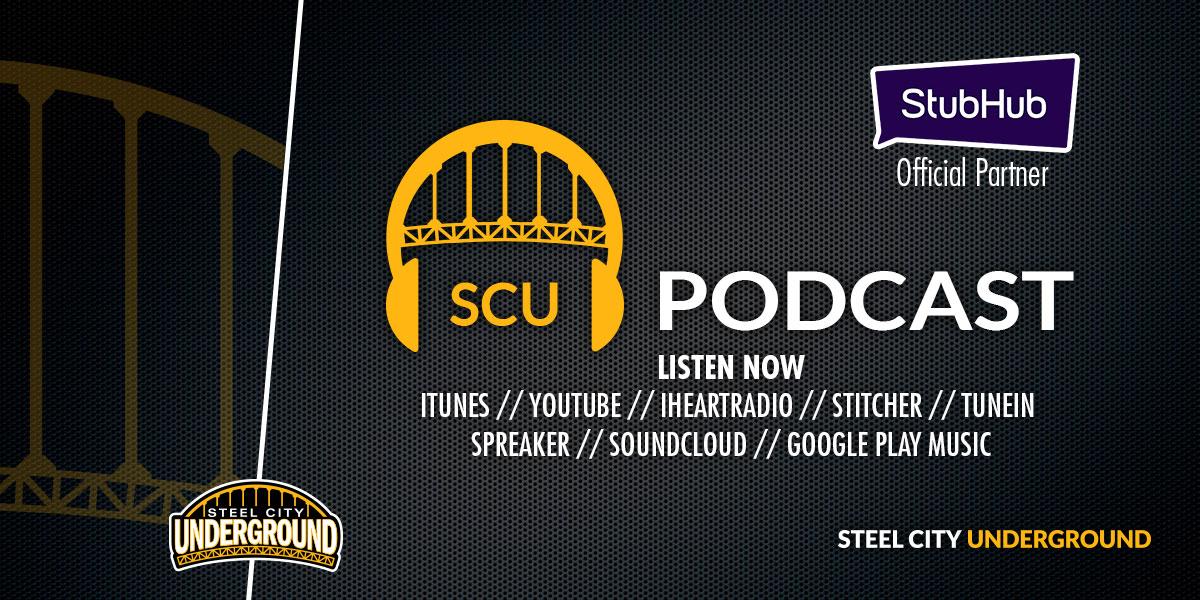 Steel City Underground Pittsburgh Steelers Podcast