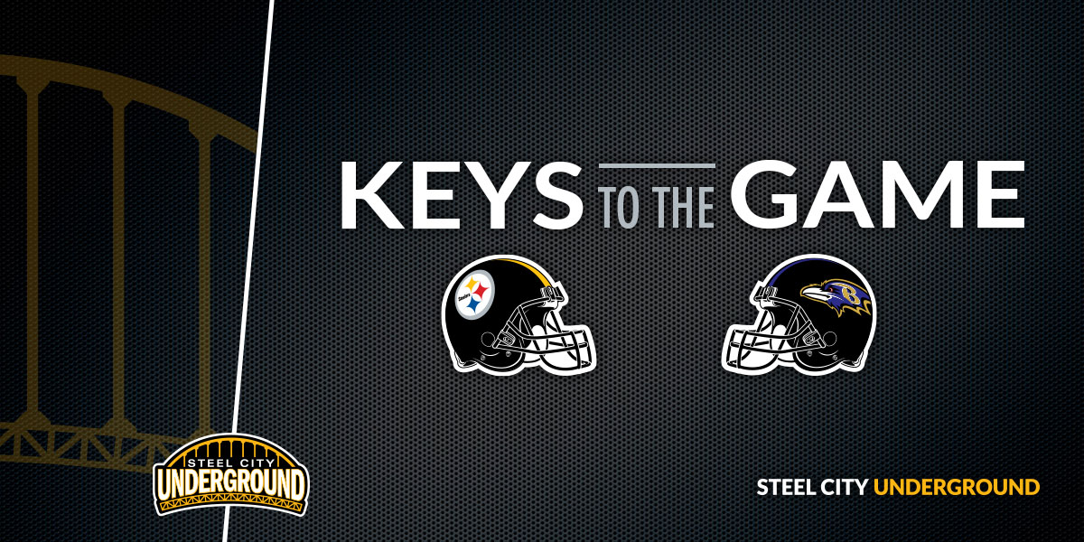 Keys to the Game Week 4 - Steelers vs. Ravens