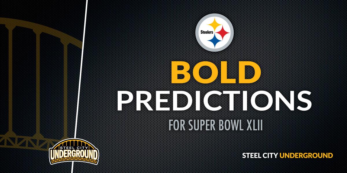 SCU Bold Predictions for Super Bowl XLII