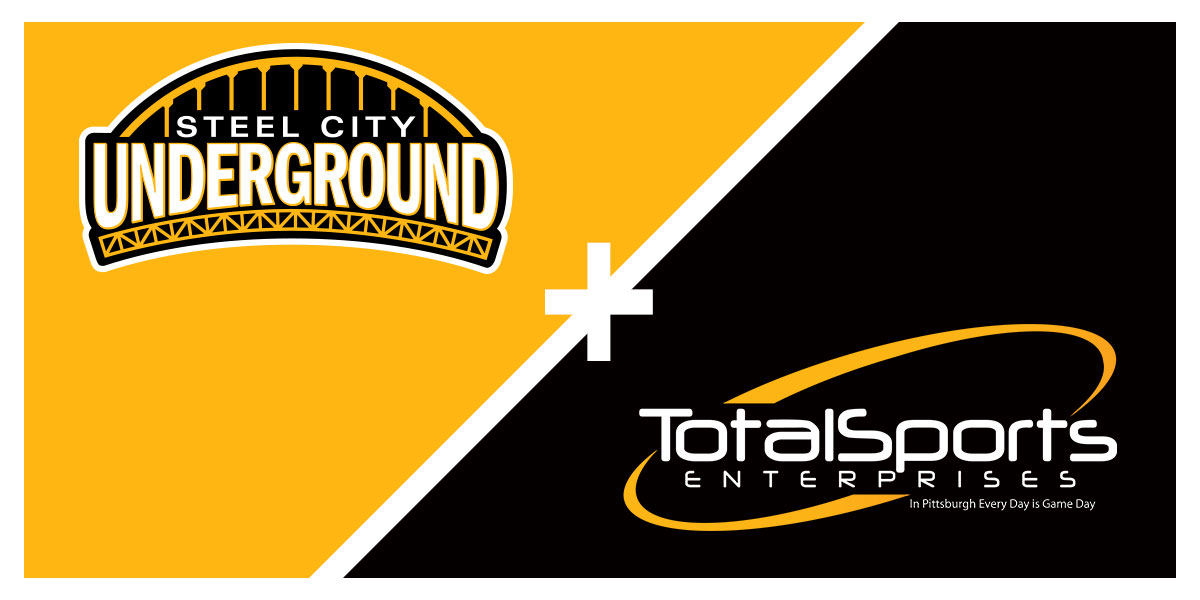 a06db545e5c Steel City Underground joins forces with Total Sports Enterprises ...
