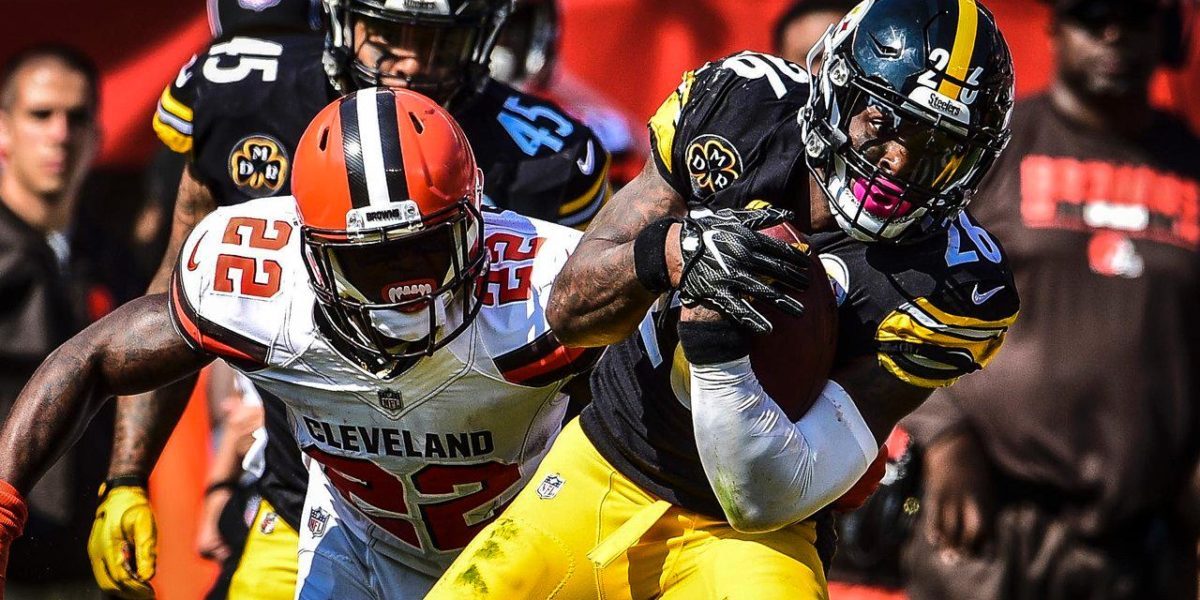 Mike Pelaia S Good Bad Ugly Steelers Vs Browns 2017