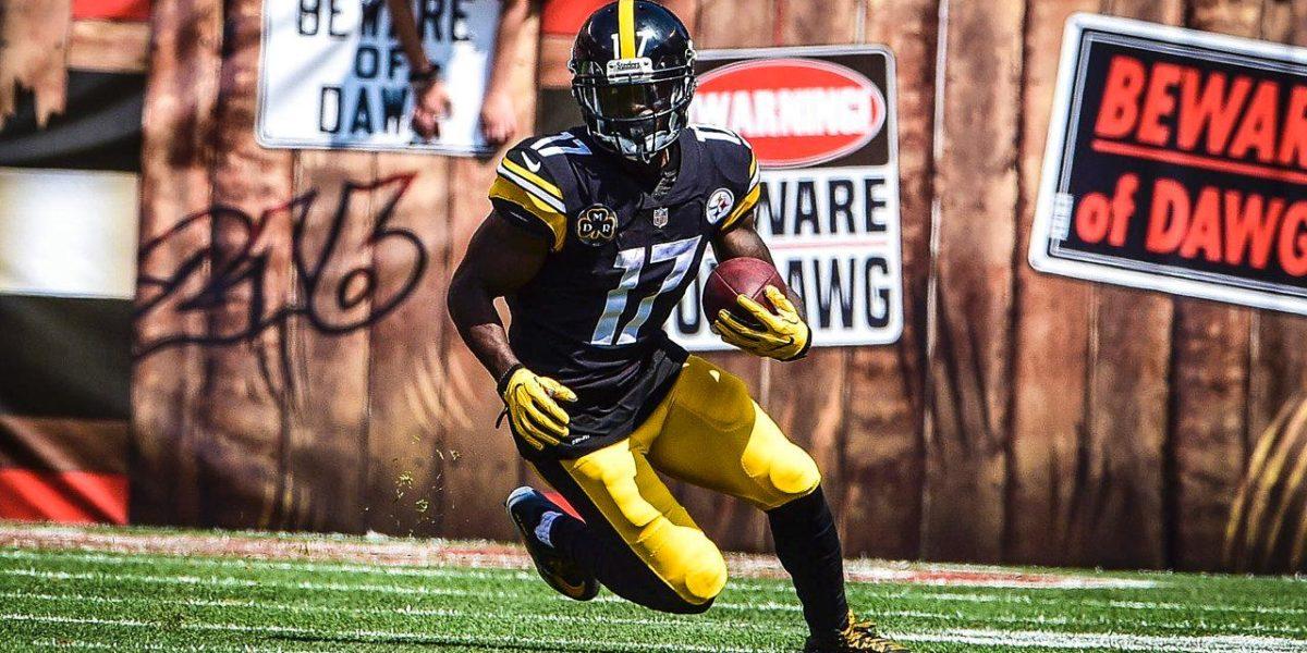 Pittsburgh Steelers wide receiver Eli Rogers