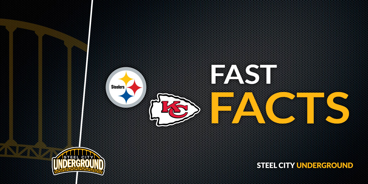 Steelers vs. Chiefs Fast Facts