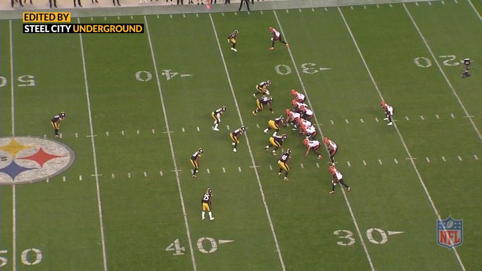 Pittsburgh Steelers CB Joe Haden