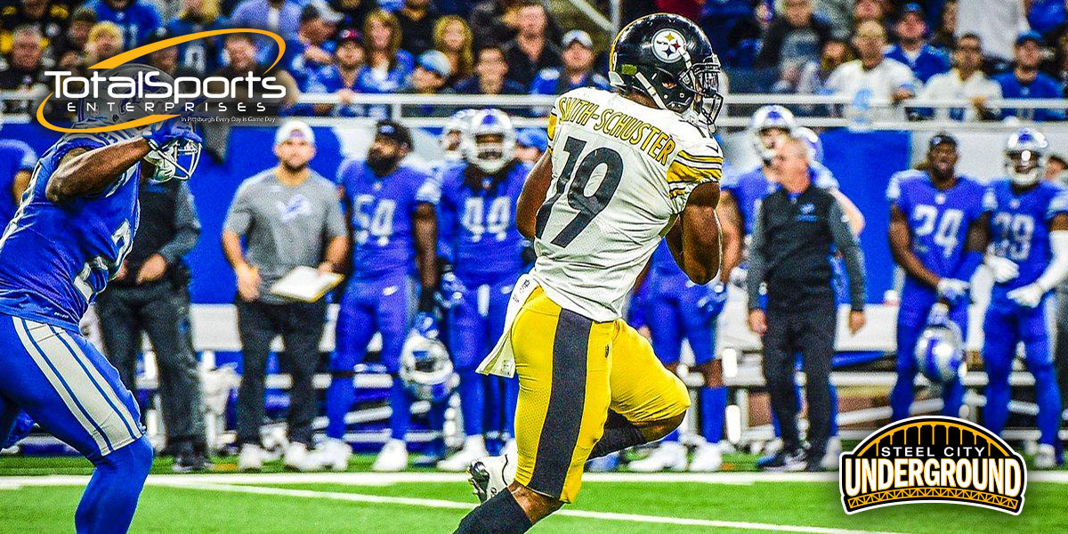 Pittsburgh Steelers WR JuJu Smith-Schuster