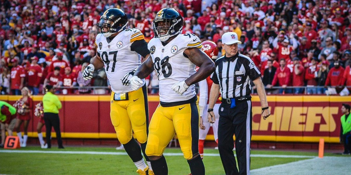 f44188ea456 Brian Roach's Good, Bad & Ugly – Steelers vs. Chiefs | Steel City ...