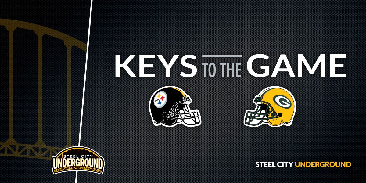 Steelers vs. Packers Keys to the Game