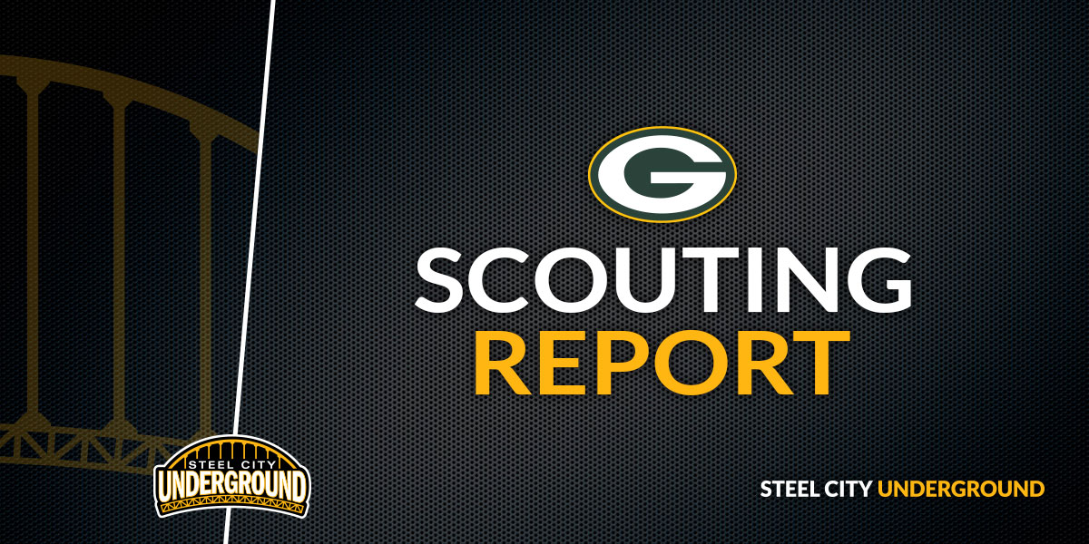 Steelers vs. Packers Scouting Report
