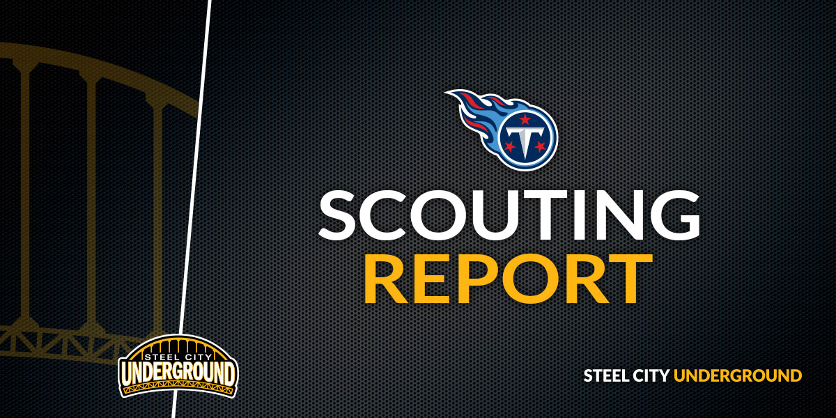 Steelers Titans Scouting Report