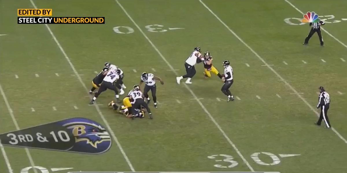 Pittsburgh Steelers LB T.J. Watt