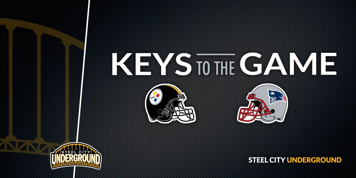 Steelers Patriots Keys to the Game