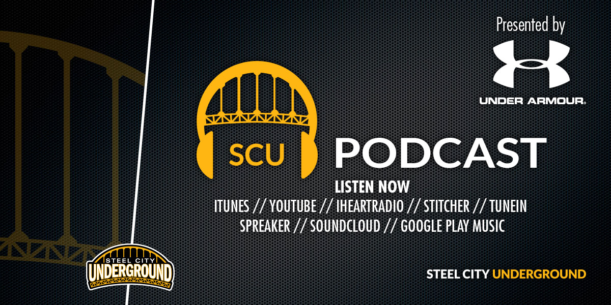 Under Armour Steel City Underground Podcast